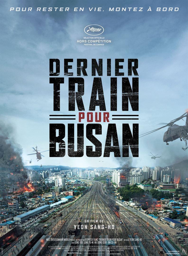 Un virus inconnu se répand en Corée du Sud, l'état d'urgence est décrété. Les passagers du train KTX se livrent à une lutte sans merci afin de survivre jusqu'à Busan, l'unique ville où ils seront en sécurité...
