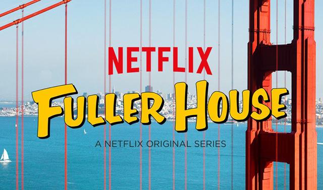 Fuller House banner