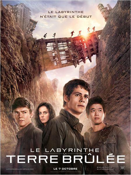 Labyrinthe 2 La Terre Brûlée