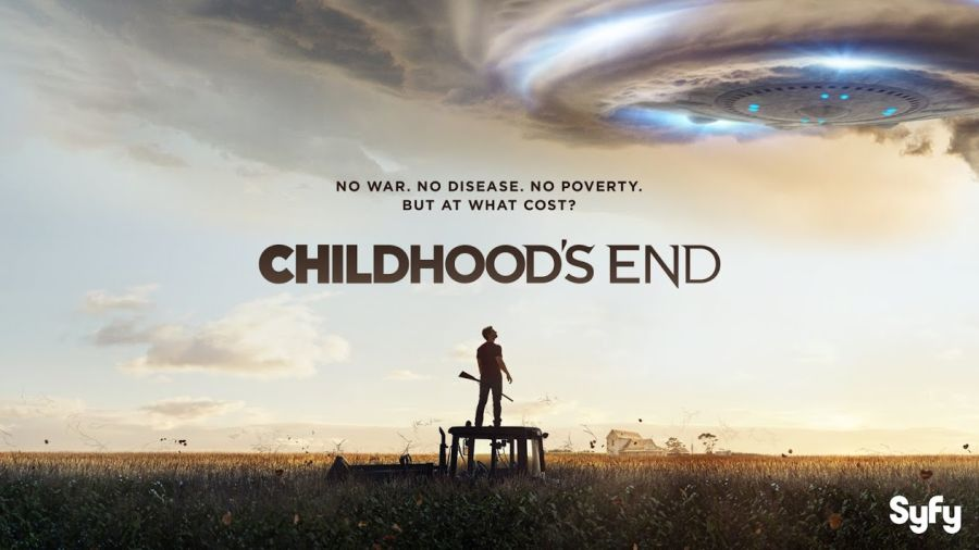 Childhood's End Banner