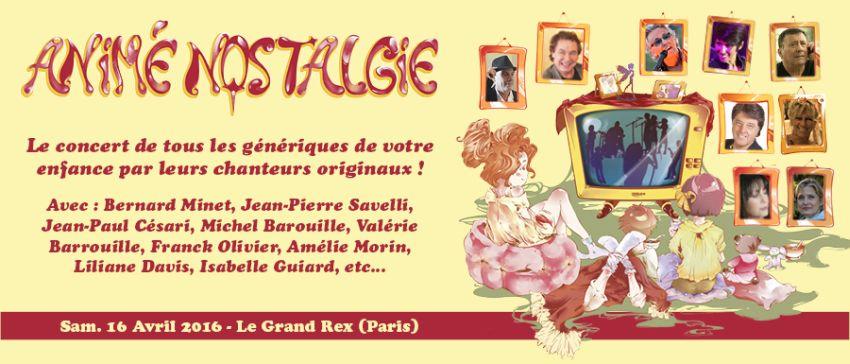 Animé Nostalgie Banner