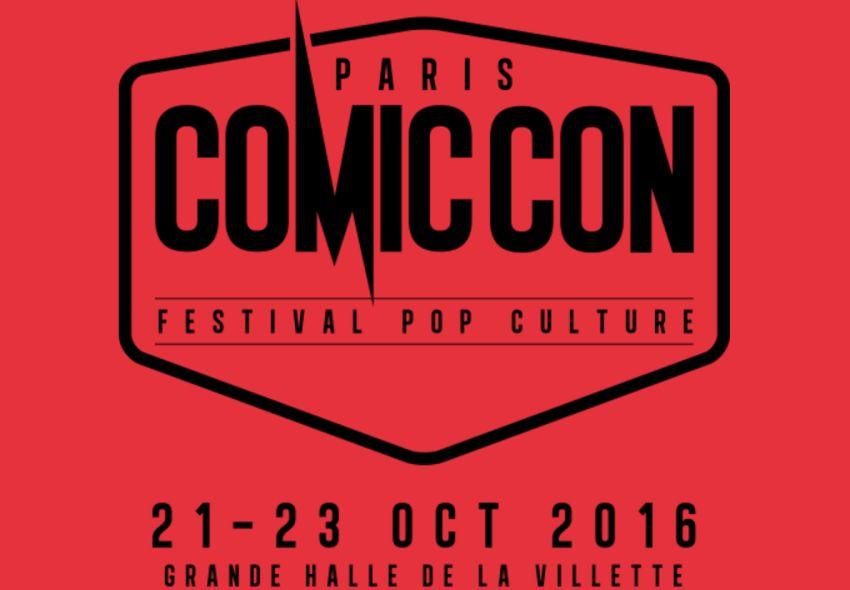 ComicCon Paris