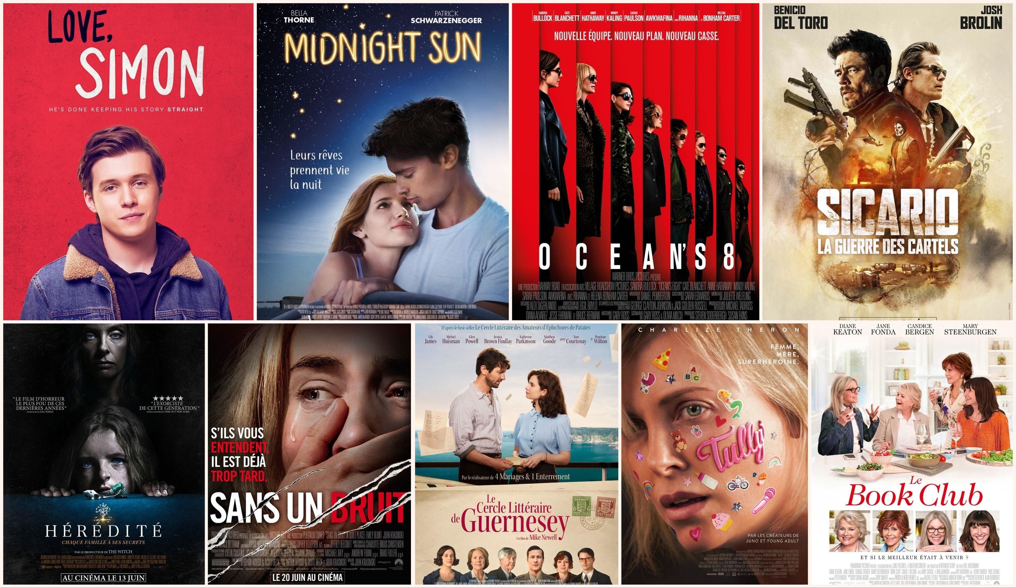 dernières sorties de films