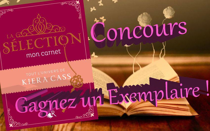 Concours La Sélection Collection R