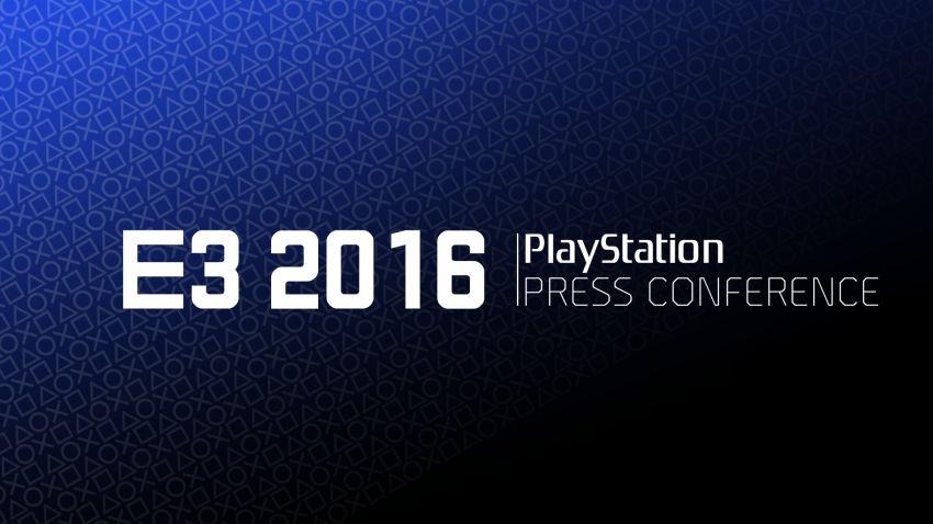 E3 Conférence de Presse PlayStation