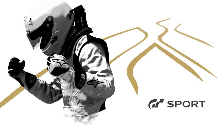 GT Sport Banner
