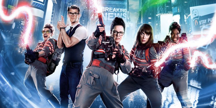 Ghostbusters 2016 Banner