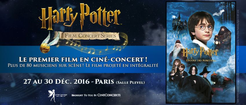 Harry Potter Ciné Concert