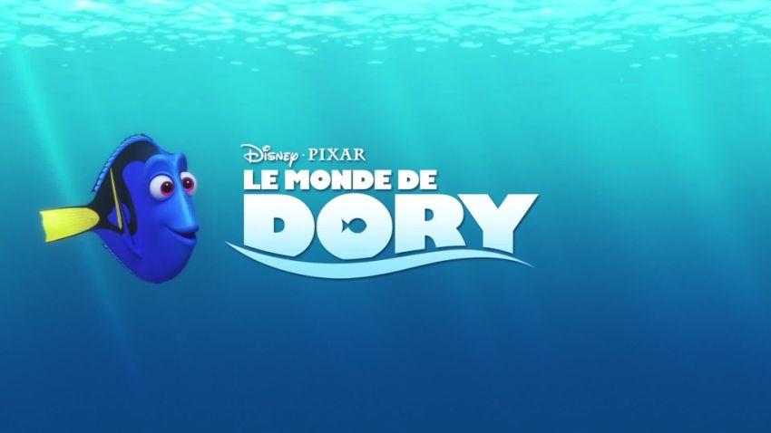 Le Monde de Dory Banner