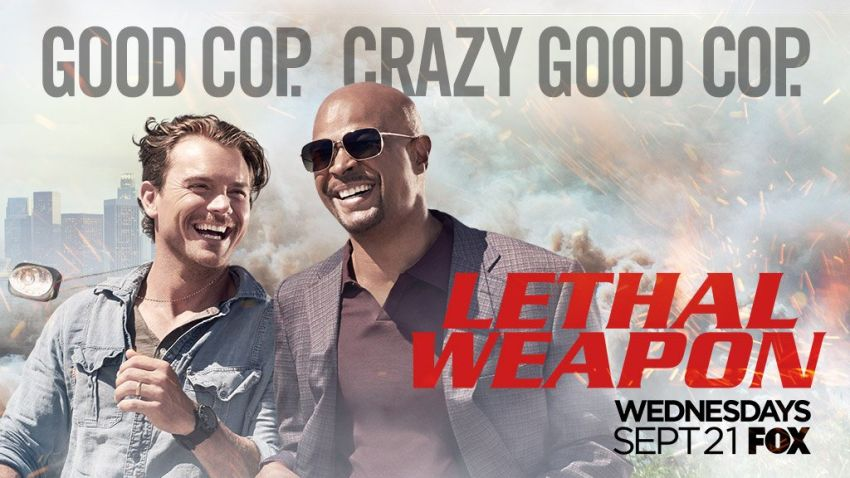 lethal weapon banner