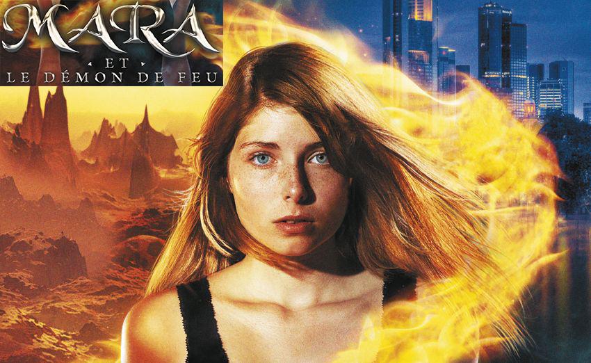 Mara et le démon de feu banner