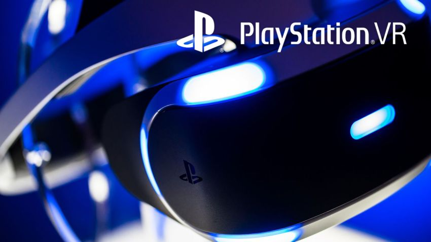 PlayStation VR Banner