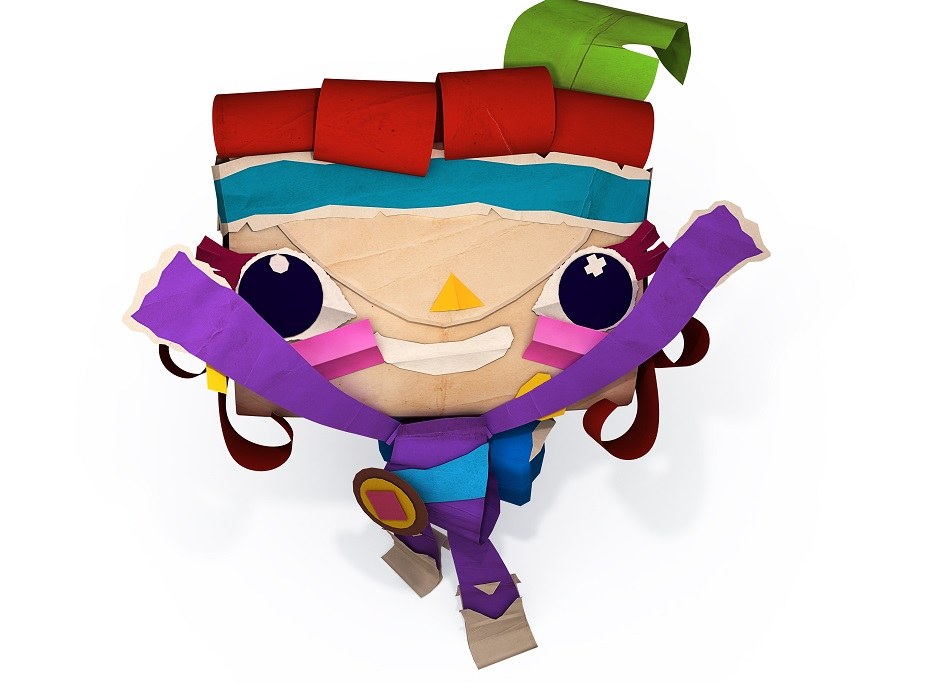 Tearaway Unfolded - atoi - Throwing
