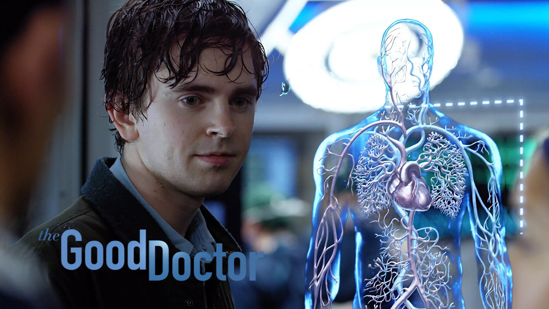 acteur good doctor