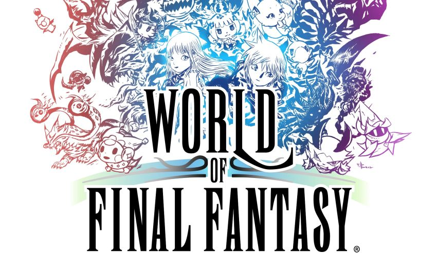 World of Final Fantasy Banner