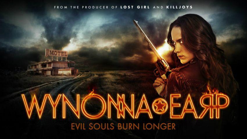 Wynonna Earp Banner