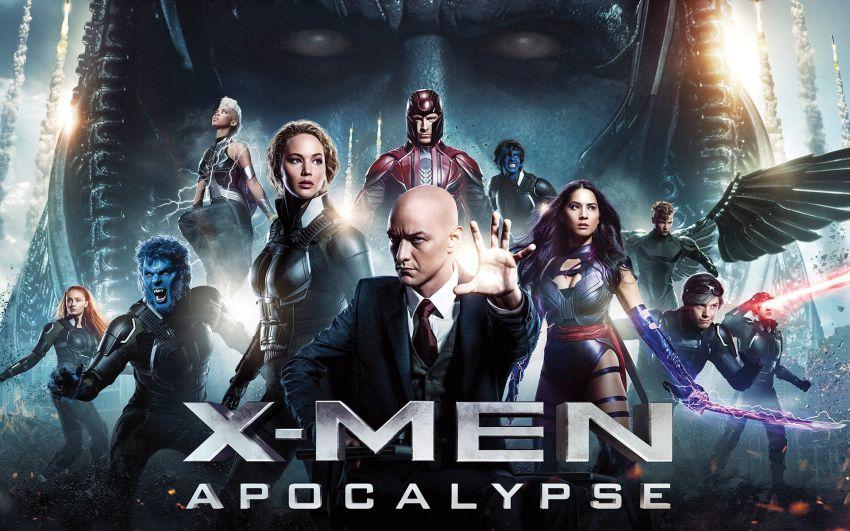 X Men Banner