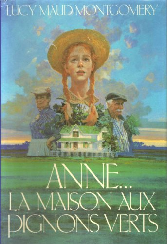 Nouvelle s rie inspir e du c l bre roman anne la maison for Anne maison aux pignons verts