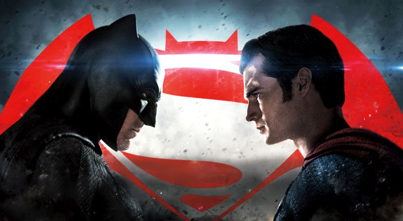 Batman V Superman Banner