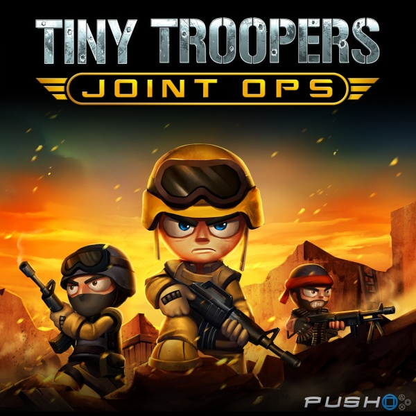 Tiny Troopers Join Ops