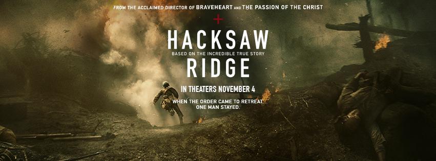 hacksaw banner