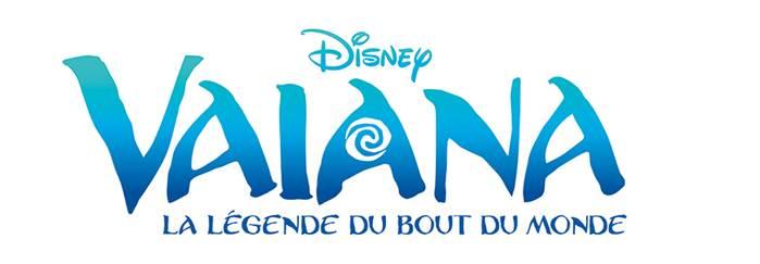 Vaïana La légende du bout du monde logo