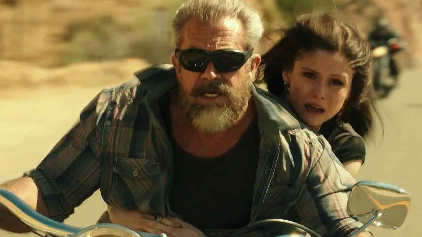 Blood Father Banner