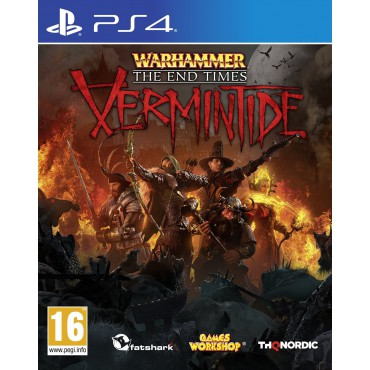 Warhammer The End Times Vermintide - PS4